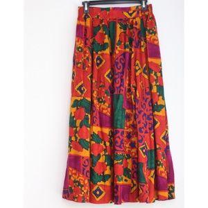 Colorful Vintage Skirt!